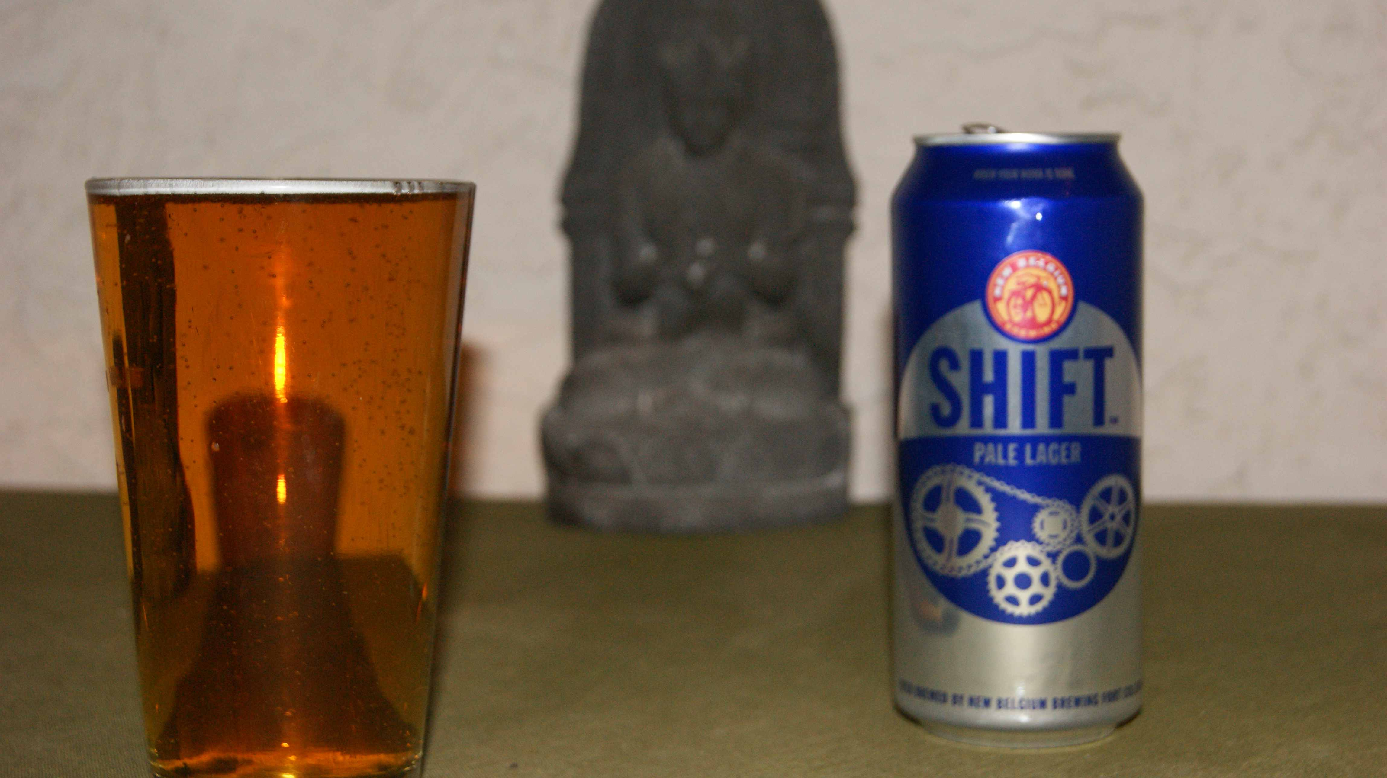 Shift by New Belgium Brewing