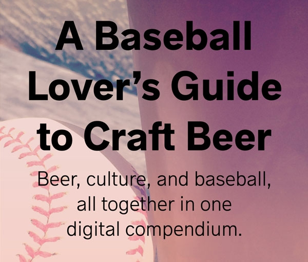 The baseball lover 39 s guide to craft beer beergraphs for Guide to craft beer